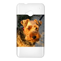 Welch Terrier HTC One M7 Hardshell Case