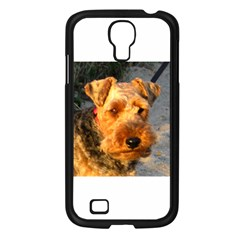 Welch Terrier Samsung Galaxy S4 I9500/ I9505 Case (Black)