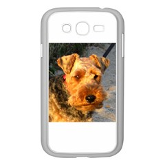 Welch Terrier Samsung Galaxy Grand DUOS I9082 Case (White)