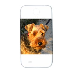 Welch Terrier Samsung Galaxy S4 I9500/I9505  Hardshell Back Case