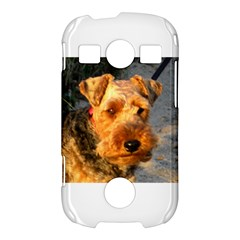 Welch Terrier Samsung Galaxy S7710 Xcover 2 Hardshell Case
