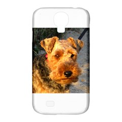 Welch Terrier Samsung Galaxy S4 Classic Hardshell Case (PC+Silicone)