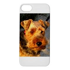 Welch Terrier Apple iPhone 5S/ SE Hardshell Case