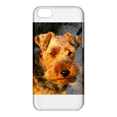 Welch Terrier Apple iPhone 5C Hardshell Case