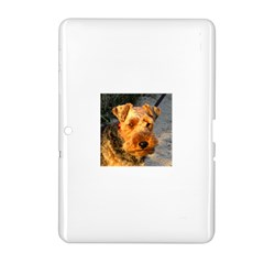 Welch Terrier Samsung Galaxy Tab 2 (10.1 ) P5100 Hardshell Case