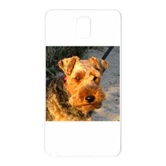 Welch Terrier Samsung Galaxy Note 3 N9005 Hardshell Back Case