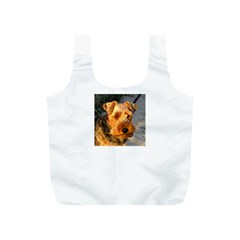 Welch Terrier Full Print Recycle Bags (S)