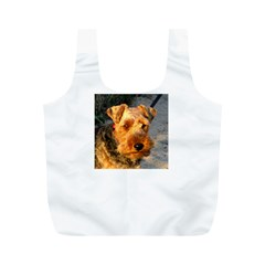 Welch Terrier Full Print Recycle Bags (M)