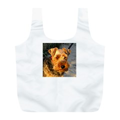 Welch Terrier Full Print Recycle Bags (L)