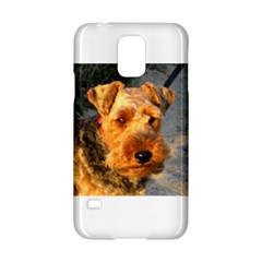 Welch Terrier Samsung Galaxy S5 Hardshell Case