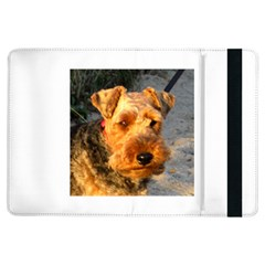 Welch Terrier iPad Air Flip