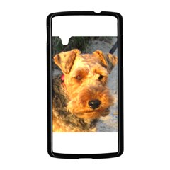 Welch Terrier Nexus 5 Case (Black)
