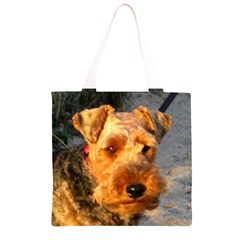 Welch Terrier Grocery Light Tote Bag