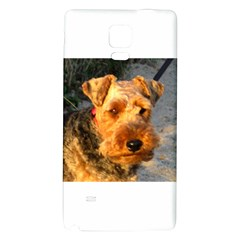 Welch Terrier Galaxy Note 4 Back Case