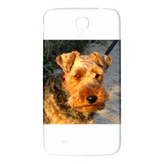 Welch Terrier Samsung Galaxy Mega I9200 Hardshell Back Case