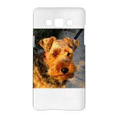 Welch Terrier Samsung Galaxy A5 Hardshell Case