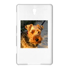 Welch Terrier Samsung Galaxy Tab S (8.4 ) Hardshell Case