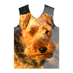 Welch Terrier Men s Basketball Tank Top