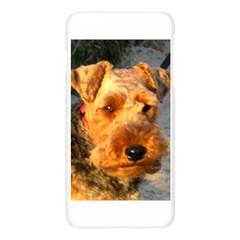 Welch Terrier Apple Seamless iPhone 6 Plus/6S Plus Case (Transparent)