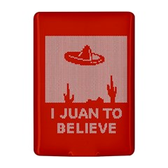 I Juan To Believe Ugly Holiday Christmas Red Background Kindle 4