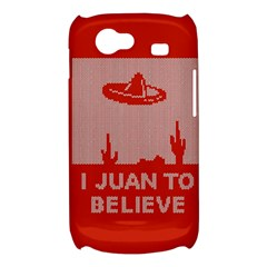 I Juan To Believe Ugly Holiday Christmas Red Background Samsung Galaxy Nexus S i9020 Hardshell Case