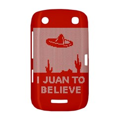 I Juan To Believe Ugly Holiday Christmas Red Background BlackBerry Curve 9380
