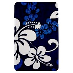 Blue Hibiscus Kindle Fire (1st Gen) Hardshell Case