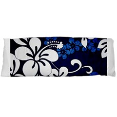 Blue Hibiscus Body Pillow Case (Dakimakura)