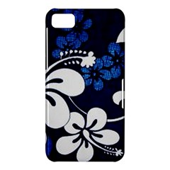 Blue Hibiscus BlackBerry Z10
