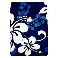 Blue Hibiscus Flap Covers (S)