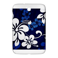 Blue Hibiscus Samsung Galaxy Note 8.0 N5100 Hardshell Case
