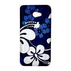 Blue Hibiscus HTC Butterfly S/HTC 9060 Hardshell Case