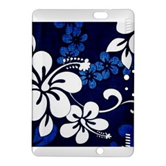 Blue Hibiscus Kindle Fire HDX 8.9  Hardshell Case
