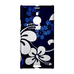 Blue Hibiscus Nokia Lumia 1520