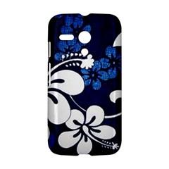 Blue Hibiscus Motorola Moto G