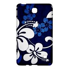Blue Hibiscus Samsung Galaxy Tab 4 (7 ) Hardshell Case