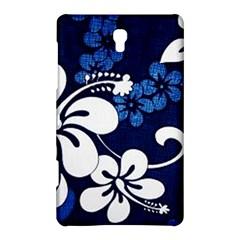 Blue Hibiscus Samsung Galaxy Tab S (8.4 ) Hardshell Case