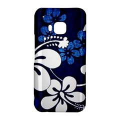 Blue Hibiscus HTC One M9 Hardshell Case