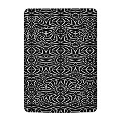 Black and White Tribal Pattern Kindle 4