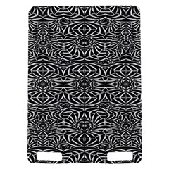 Black and White Tribal Pattern Kindle Touch 3G