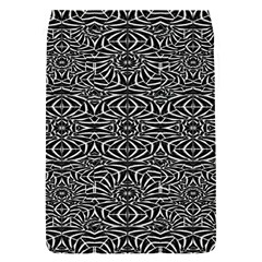 Black and White Tribal Pattern Flap Covers (S)