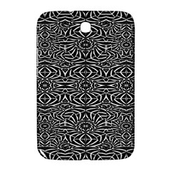 Black and White Tribal Pattern Samsung Galaxy Note 8.0 N5100 Hardshell Case