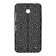 Black and White Tribal Pattern Nokia Lumia 630