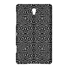 Black and White Tribal Pattern Samsung Galaxy Tab S (8.4 ) Hardshell Case