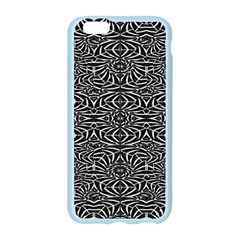 Black and White Tribal Pattern Apple Seamless iPhone 6/6S Case (Color)