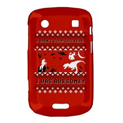 I Wasn t Good This Year, I Was Awesome! Ugly Holiday Christmas Red Background Bold Touch 9900 9930
