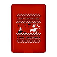 I Wasn t Good This Year, I Was Awesome! Ugly Holiday Christmas Red Background Kindle 4