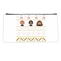 Merry Nerdmas! Ugly Christmas Pencil Cases