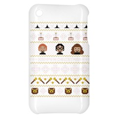 Merry Nerdmas! Ugly Christmas Apple iPhone 3G/3GS Hardshell Case