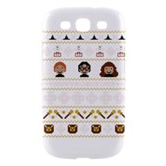 Merry Nerdmas! Ugly Christmas Samsung Galaxy S III Hardshell Case